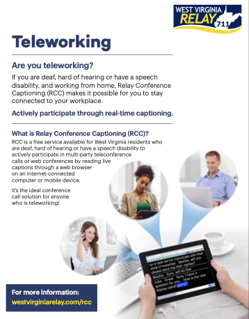 TeleWorking Flyer